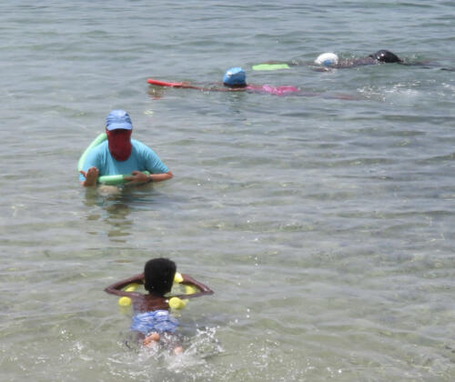 BVI Swim School - Summer 2021